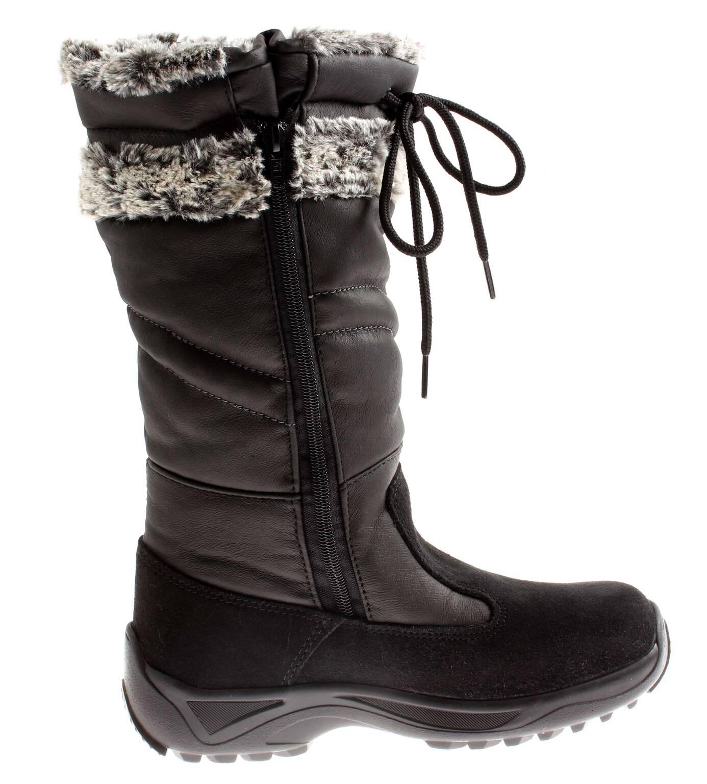 Lackner Lackner Lackner Bottes D'Hiver Hiver Boots Neige Bottes Chaussures Femmes Chaud Tamara 98089d