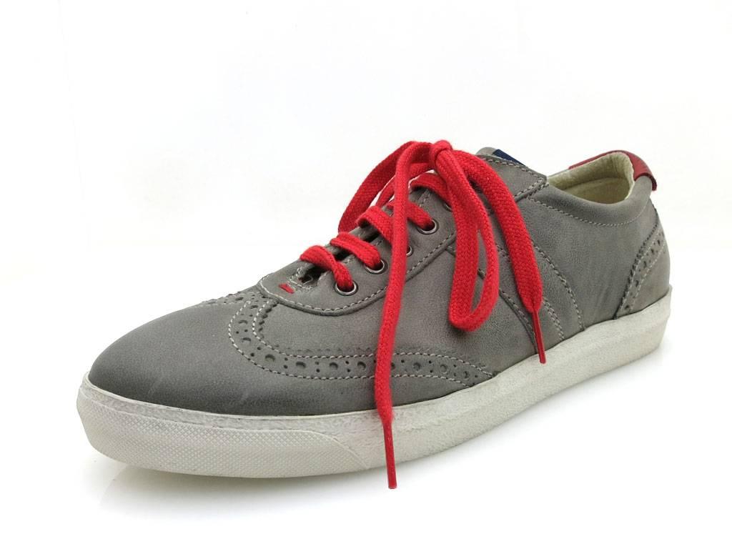 Romano Schnürschuhe Sicari Sneaker Halbschuhe Herrenschuhe Schnürschuhe Romano Lederschuh Schuhe ec1ab6
