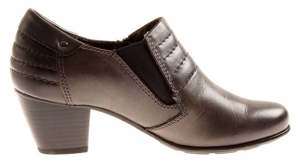 Jana Schuhe Hochfrontpumps Lederschuhe 8-24441 Leder Schuhe Jana Damen Business H 9c9c90