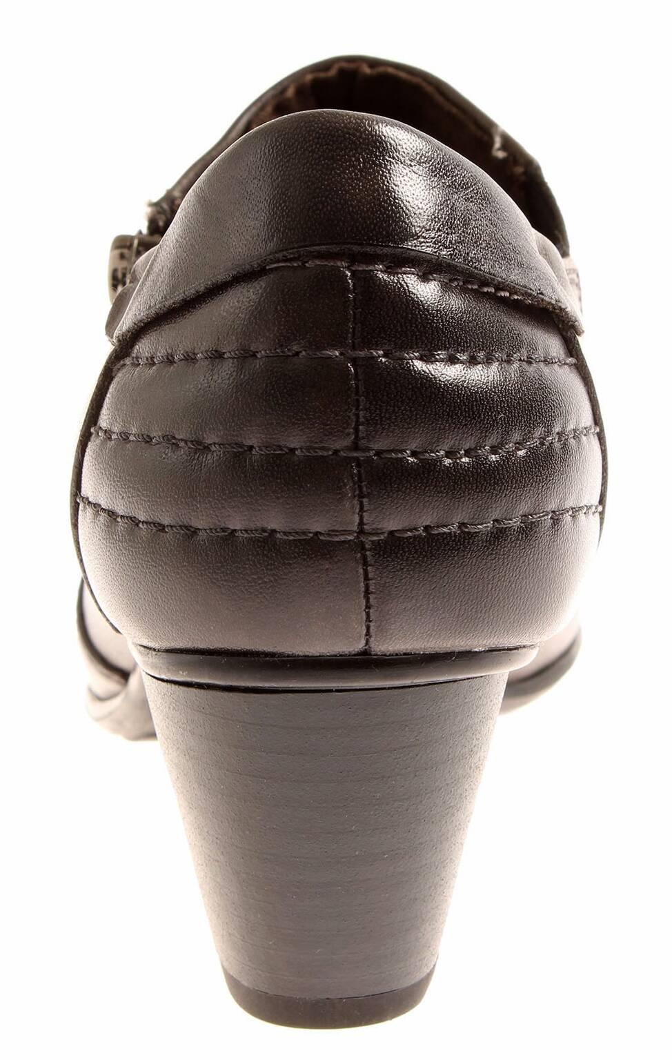 Jana Hochfrontpumps Lederschuhe 8-24441 H Leder Schuhe Damen Business H 8-24441 4cc62e