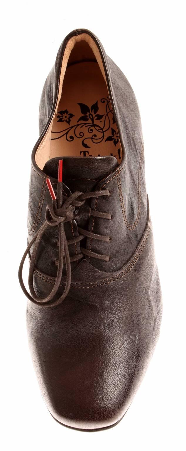 Think Schnürer Sommer Damenschuhe Leder Damen Schuhe Leder Damenschuhe KARENA d514e8
