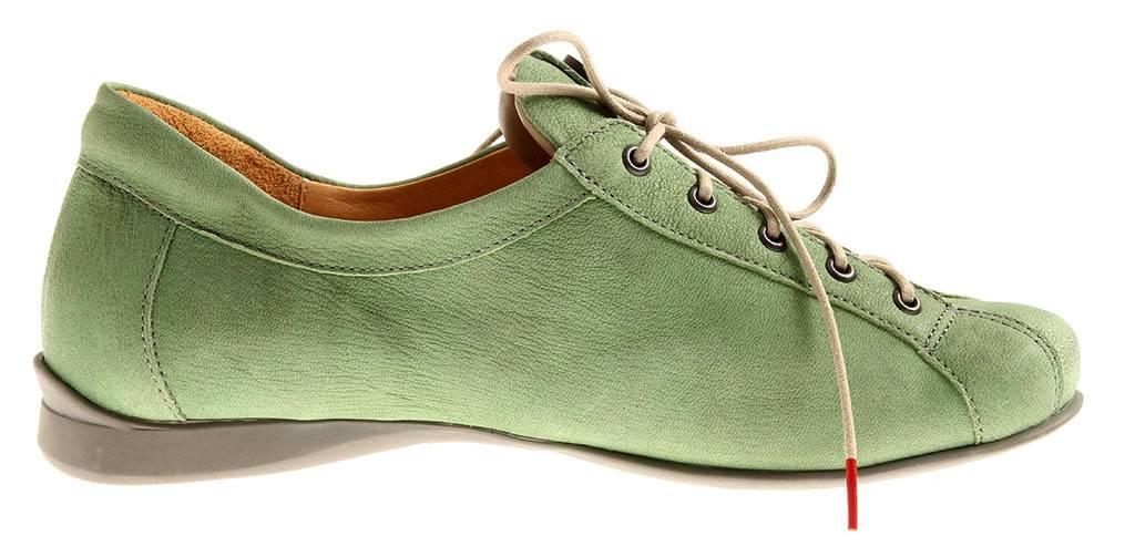Think Damen Schnürer Sommer Damenschuhe Damen Think Schuhe Leder ITHS 84050 4d51f2