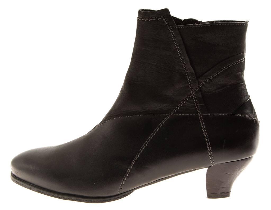 Think de  85283 señora botines zapatos de Think piel Zapatos Cuero cambio plantilla fb9e0c