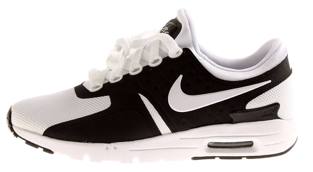 sneakers for cheap 17ca1 5d09f ... NIKE NIKE NIKE Baskets Air Max Zero damensneaker Chaussures Lacets  Sport 857661 006- Chaussures de ...