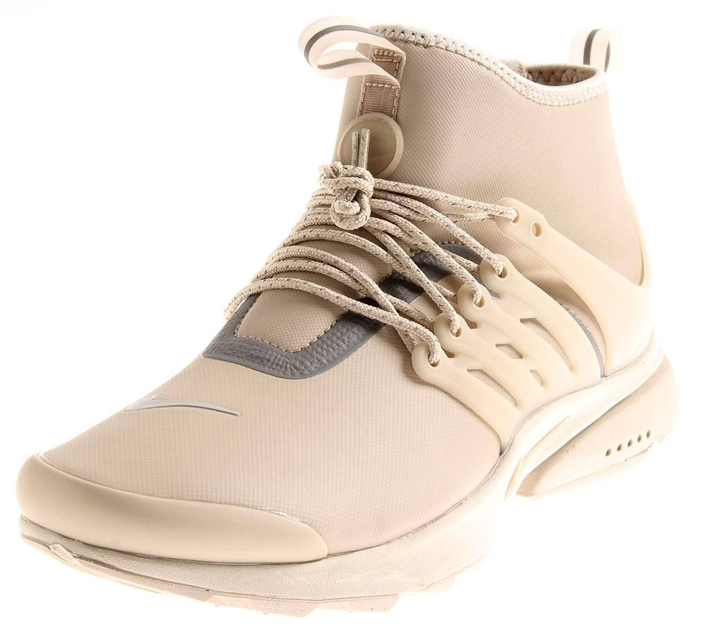 reputable site 0a166 0cd94 Nike Trainers w AIR PRESTO Mid Utility Men Winter Shoes Beige 859527