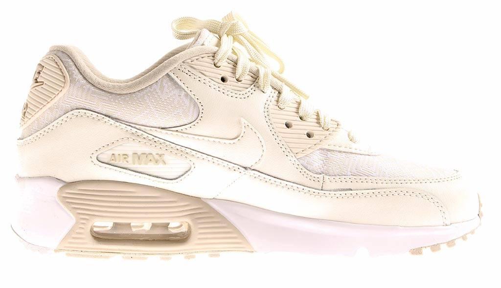 Details zu Nike Sneaker Air Max 90 SE Mesh Damensneaker Damen Schuhe Sport summit white