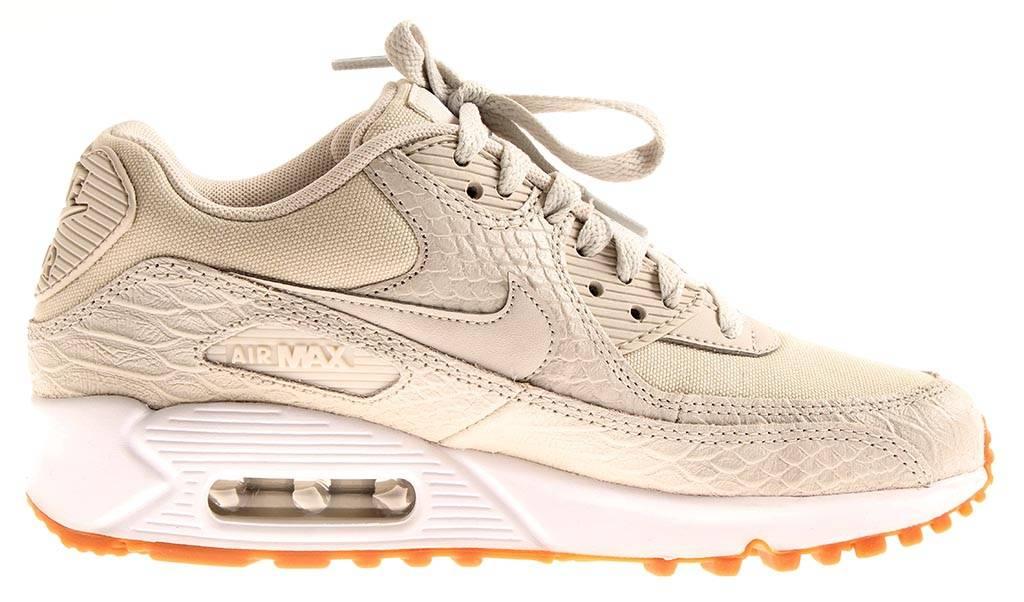 52c9f071cc9 Nike Baskets Air Max 90 Prm pour Femmes Chaussures Sport Léger OS ...