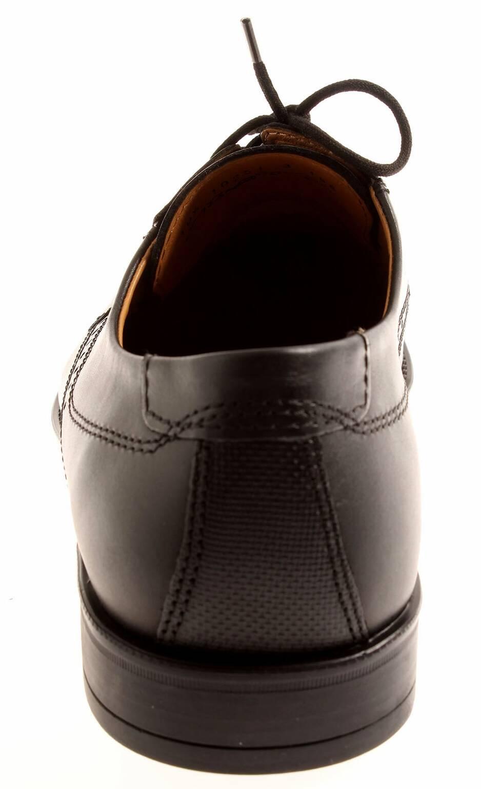 FRETZ FRETZ FRETZ men klassische Schnürhalbschuhe Tosco Sydney Business Schuhe Leder 9410 cc8526
