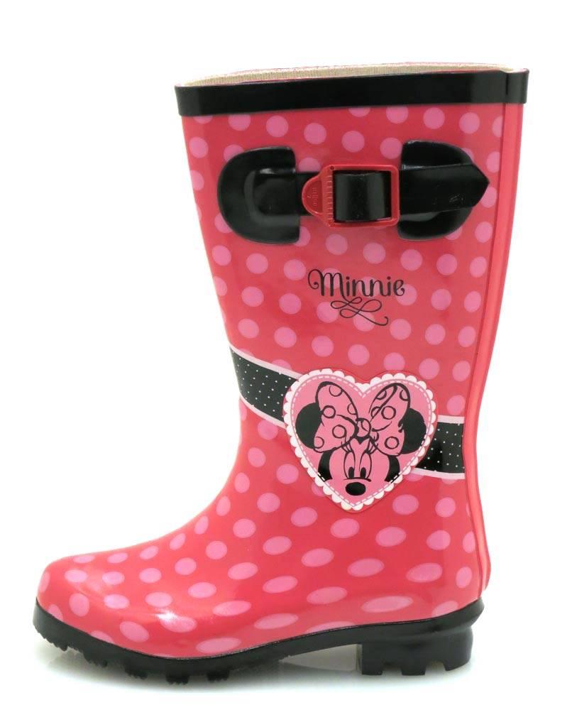 check out eb421 64bd5 Dettagli su Disney Stivali di Gomma per Bambine Regenboots Pioggia Sofie  Minnie Princess