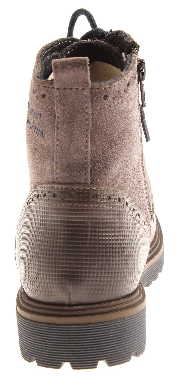 Giorgio Venuti Damen 9778 gefüttert Winter klassische Schnür-Stiefel Lederschuhe gefüttert 9778 73de21