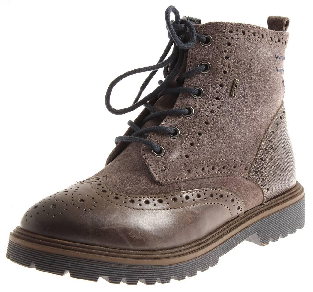 Giorgio Venuti Damen 9778 Winter klassische Schnür-Stiefel Lederschuhe Lederschuhe Schnür-Stiefel gefüttert a9d05d
