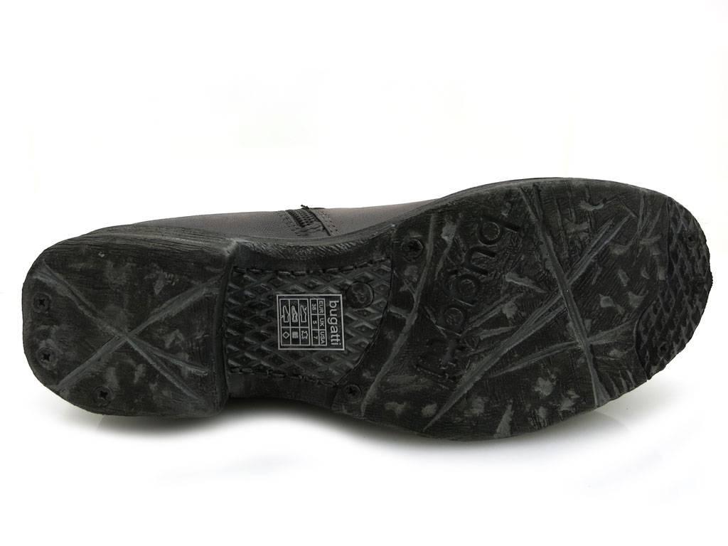 Bugatti botín botas botas motorista motorista motorista zapatos señora botas de cuero Alexia 6d0c85