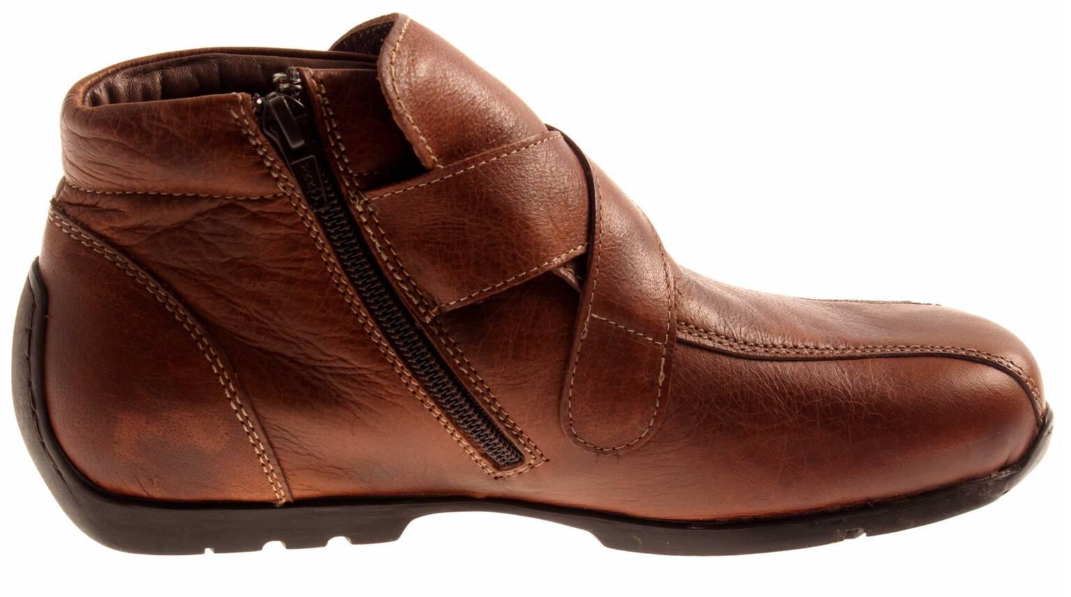 Footprints Burnley by Birkenstock Stiefel Lederstiefel Burnley Footprints Leder Boot ab4c9d