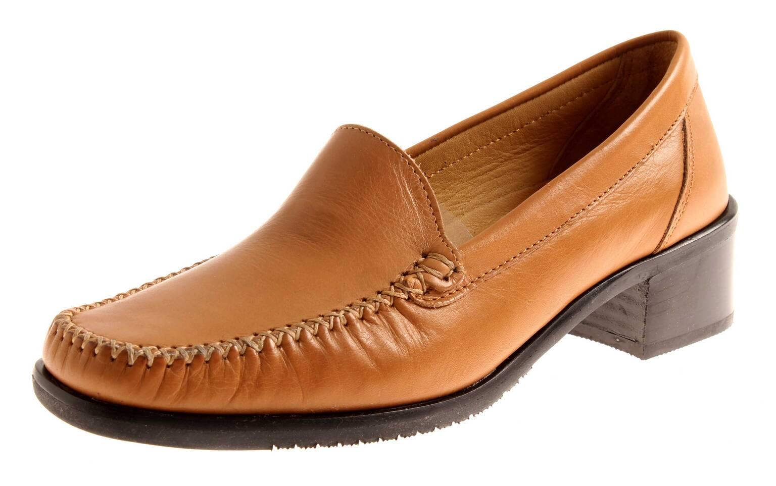 Chelman Pantofola Scarpe di cuoio scarpe basse pelle scarpe donna pelle basse   25c0ca