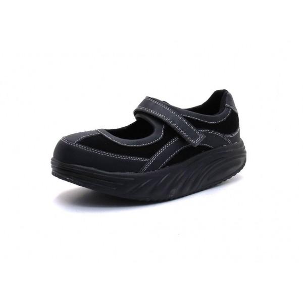 Natural Power - Sandalen - 1000008 Black