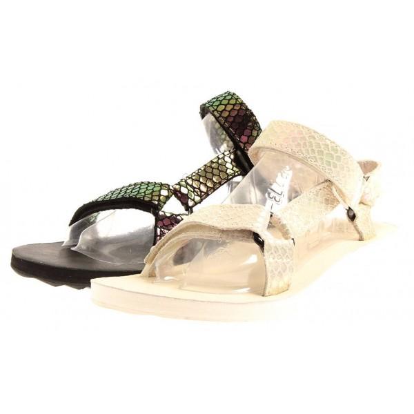 Teva Sandalen aus Leder