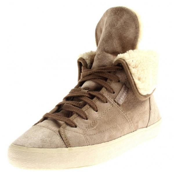 ESPRIT warme hohe Sneaker Anuka