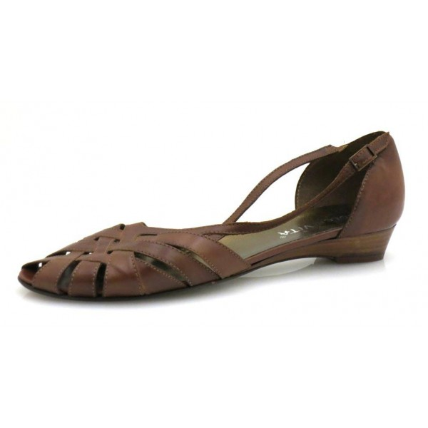 Dolce Vita Sandale 1957 braun