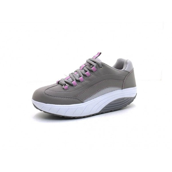 Natural Power - Sneaker - 2000208 Grey