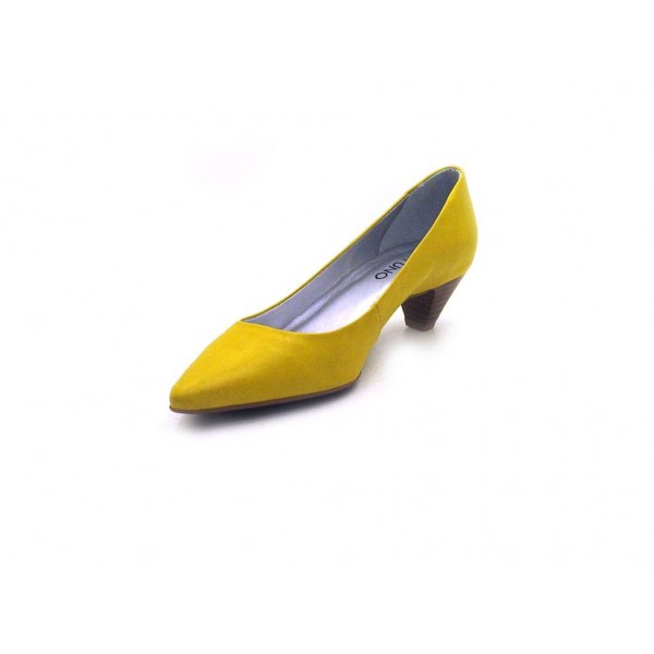 Via Uno - Pumps - 20867501 Yellow
