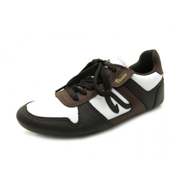Venice - Sneaker - 3263 Braun-Weiß