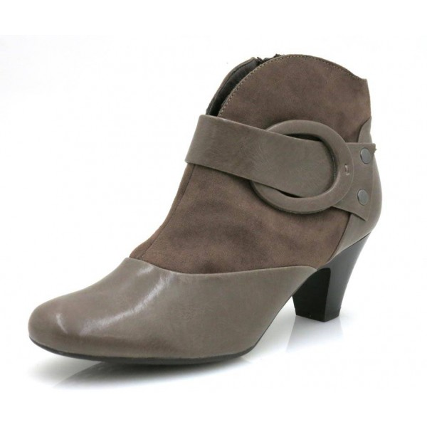 Marco Tozzi Ankle Boot stone