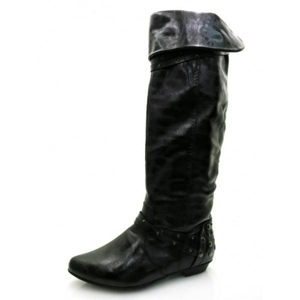 Dolce Vita Stiefel 4720 schwarz