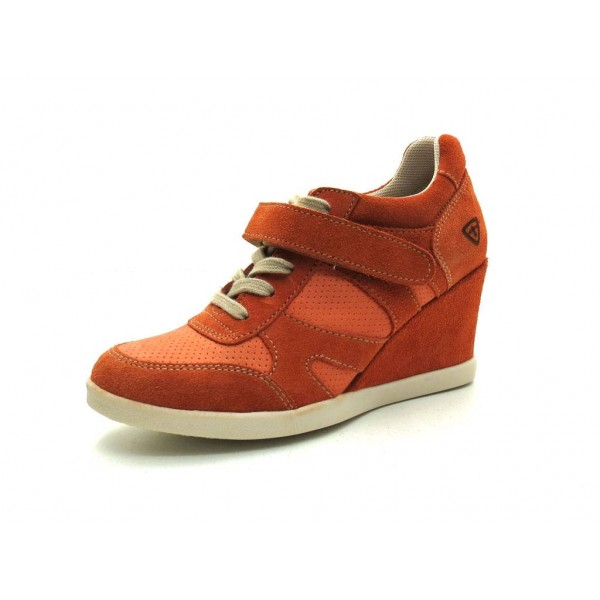 Tamaris - Keilstiefelette - 6071 Orange