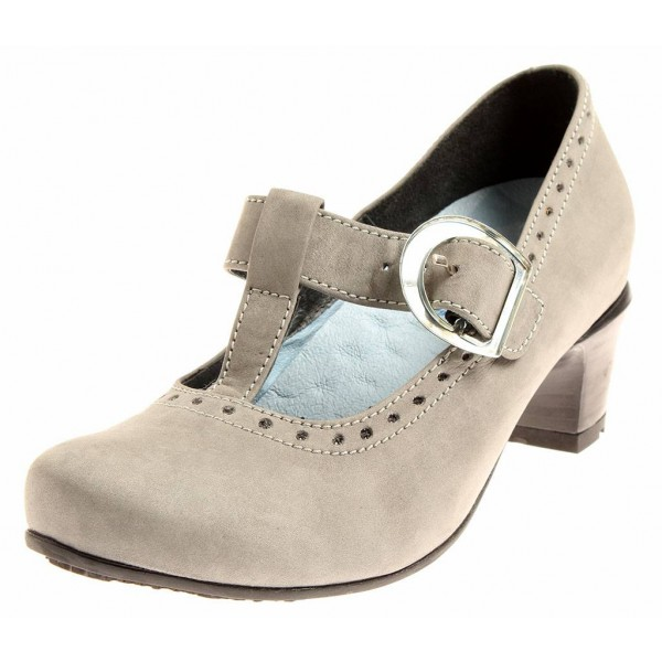 Wolky Mary-Jane Pumps 7906