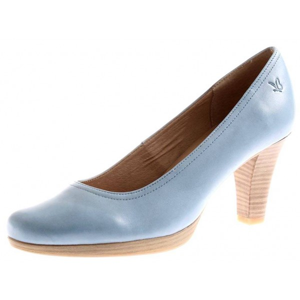 Caprice - Pumps -9-22406-20 Sky Blue