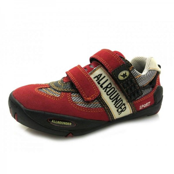 Allrounder by Mephisto - Klettschuh - 1148 Rot