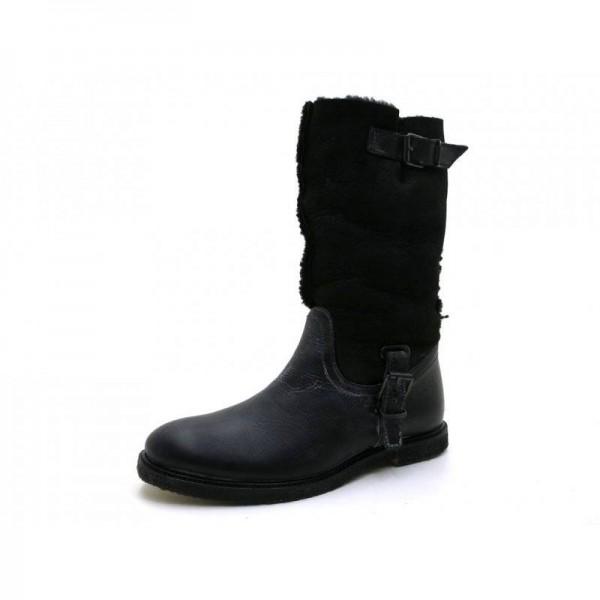 Ca Shott - Stiefelette - A-7041 Black