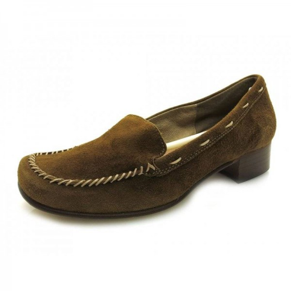 Cafe Venezia - Slipper - 4138 Braun