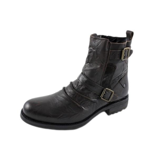 Nice Feet - Herren Boots Dunkelbraun