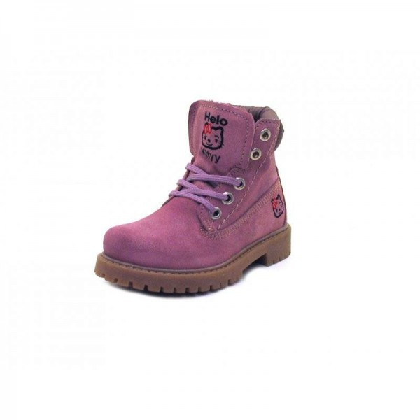 Helo Kityy - Stiefelette - I0004 Rosa