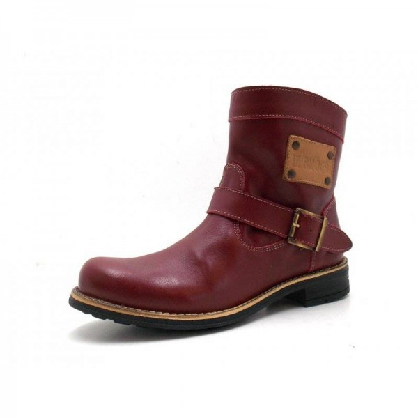 IN SHOES - Stiefelette - 913  Pele Bordeaux