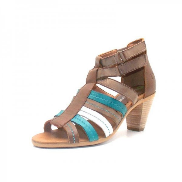 Innocent - Sandalette - 10.022-01 Tabacco-Turquee