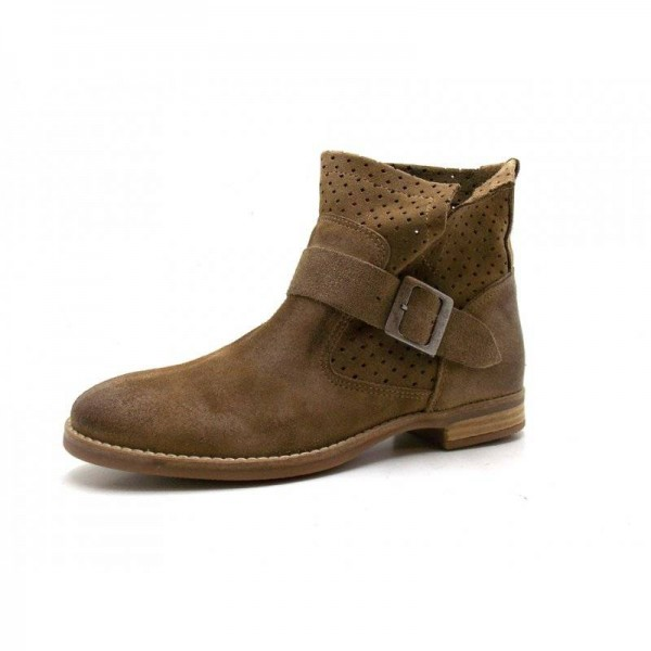 P.FRNKLIN - Stiefelette - 379  Taupe