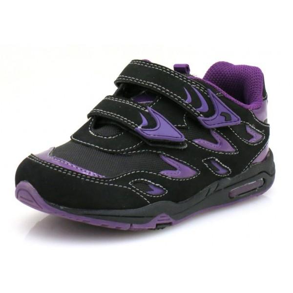 Primigi Sneaker schwarz-lila