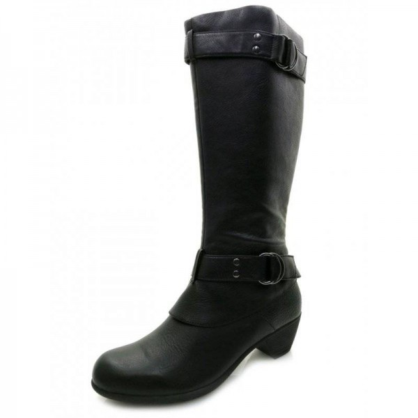 Queens - Stiefel - 1950800 Black