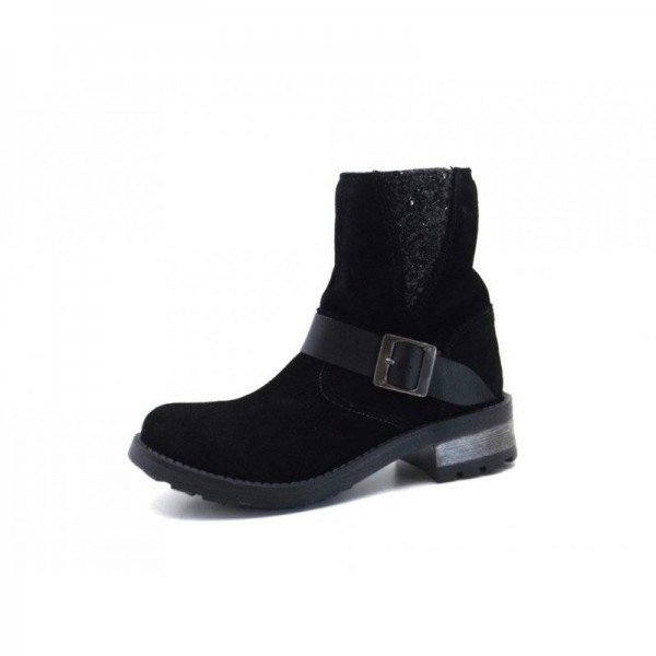 Sapatoo - Stiefelette - 420 Black