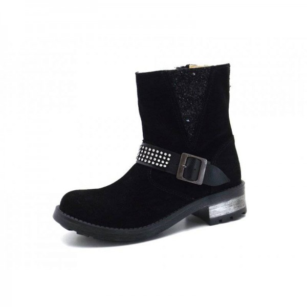 Sapatoo - Stiefelette - 420 Bright Black