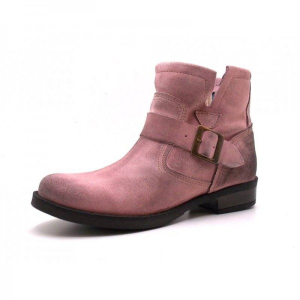 Sapatoo - Stiefelette - S1305-003 Rosa