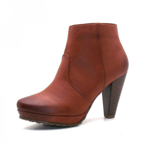 Seaside - Ankle Boots - 2004391 Cognac