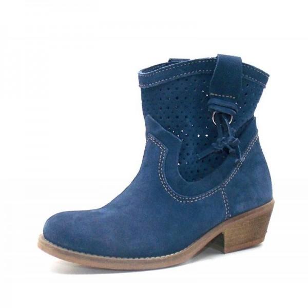 Seaside - Stiefelette - 1990525 Blau