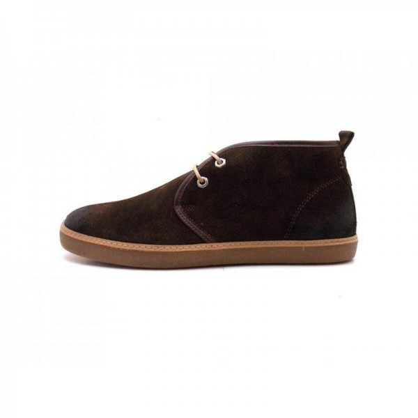 SLEK - Sneaker - Wildleder - 14247 - Braun