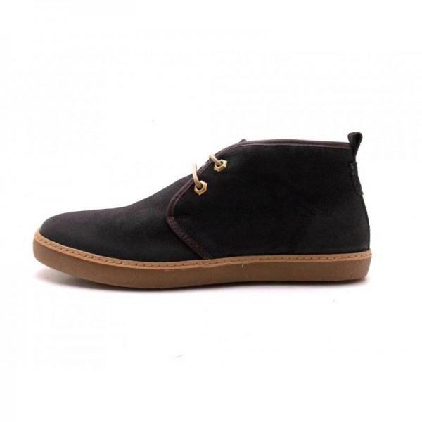 SLEK - Sneaker - Wildleder - 14247 - Dunkelgrau
