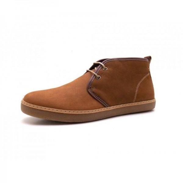 SLEK - Sneaker - Wildleder - 14247 - Taupe