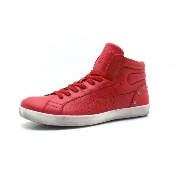 Vero Cuoio Italy - Sneaker - LO033-03 Rot