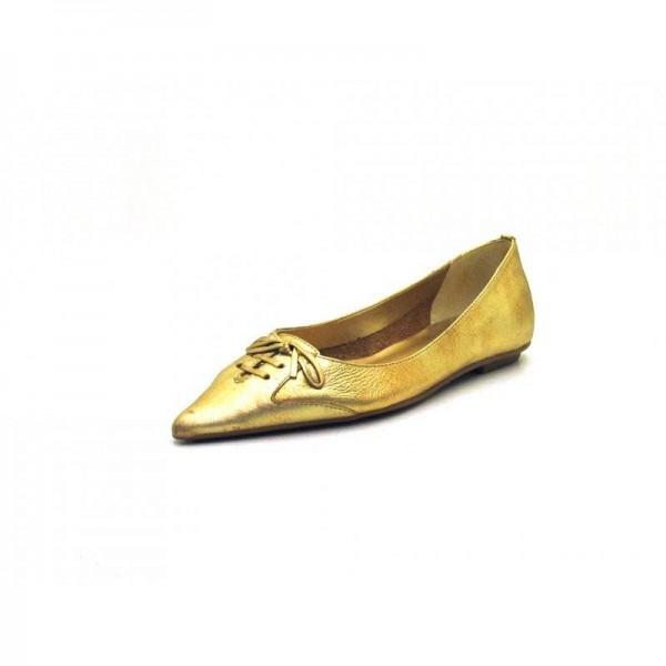 Via Uno - Ballerina - 10733204 Gold